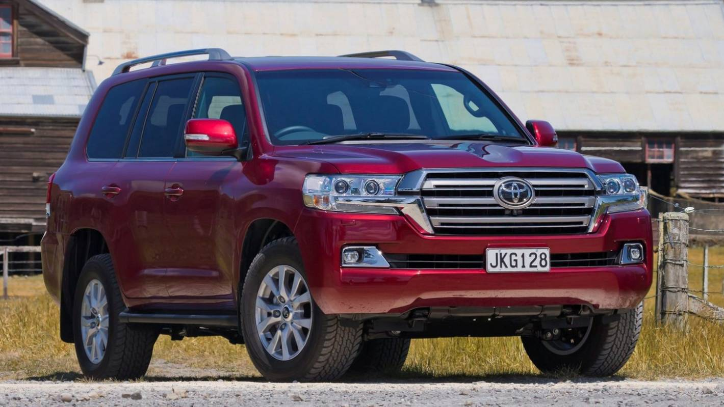 Toyota Land Cruiser Diesel >> Toyota Land Cruiser 200-series gets bolder as it gets older | Stuff.co.nz