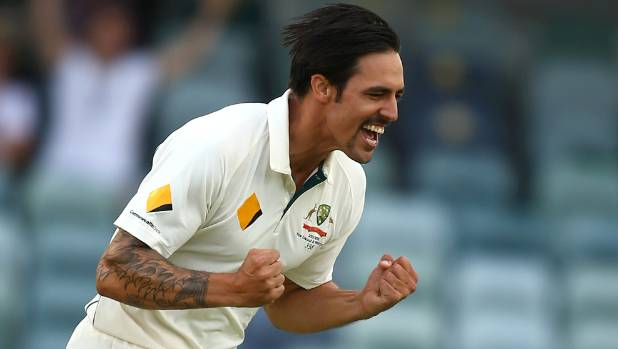 Mitchell Johnson may have retired from test cricket but he's still a valuable commodity in the IPL.