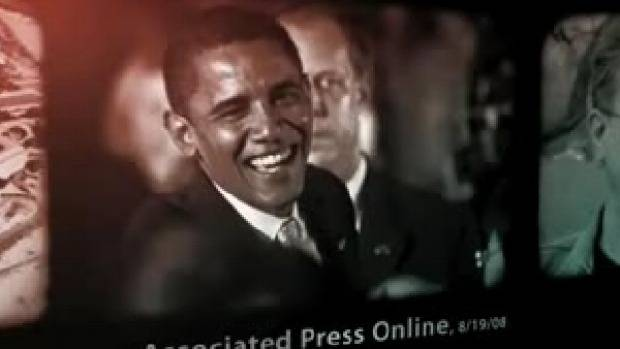 Research has found that Barack Obama's skin appears to have been darkened in certain Republican attack advertisements ...
