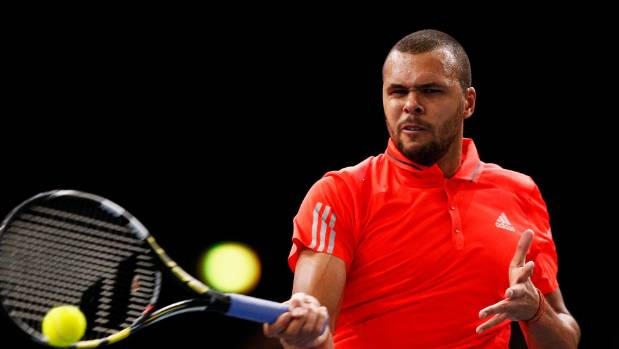 Jo-Wilfried Tsonga was due to make his first appearance at the ASB Classic.