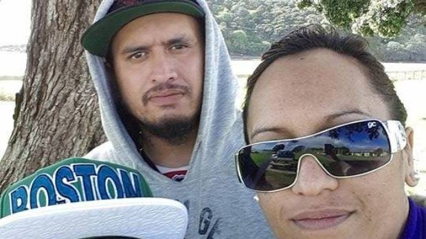 Lee Rata (left) with his sister Liz Waipouri. Rata died from injuries caused during an assault in Kaitaia.