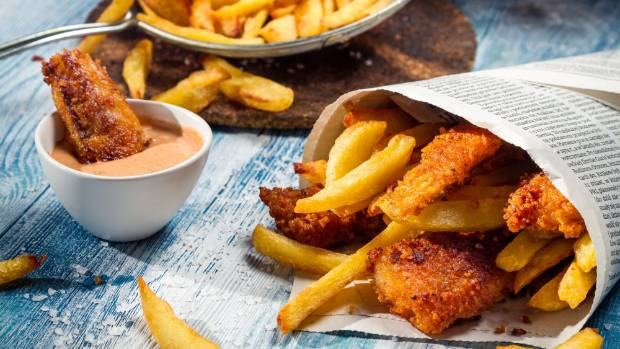 A Tauranga family who won $7.1m in February celebrated with fish and chips on the beach.