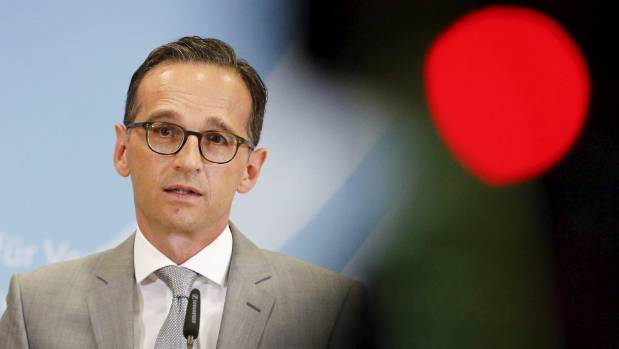 German justice minister Heiko Maas said Facebook and Twitter were not good enough at removing hate speech from their sites.