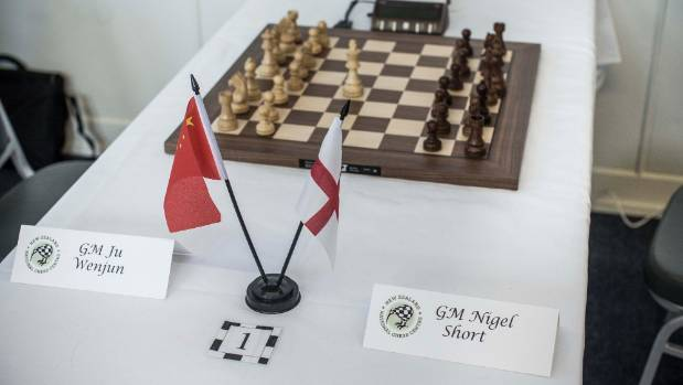 Short's defeat to Chinese grandmaster Ju Wenjun was considered something of a surprise.