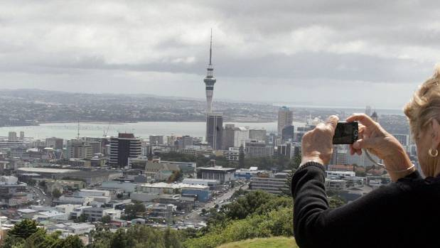 Disabled and elderly to get access codes to drive up mt eden summit aucklanders will have to get out of their cars and walk under plans to make mt reheart