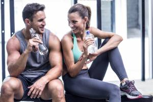 Too much exercise can leave no energy or desire for sex.