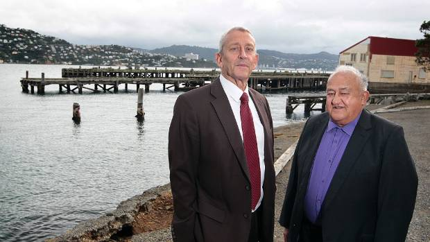Property developer Ian Cassels said the earthquake had given Wellingtonians a huge opportunity to decide how the Port ...