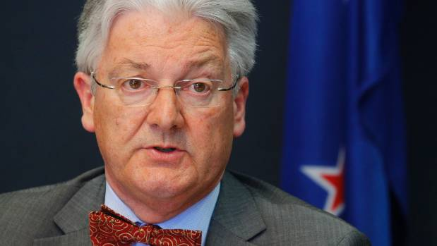Internal Affairs Minister Peter Dunne says Peter Thiel has been a citizen for years.