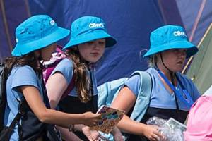 GirlGuiding NZ was criticised for posting 'outdated' advice for girls on its Facebook page.