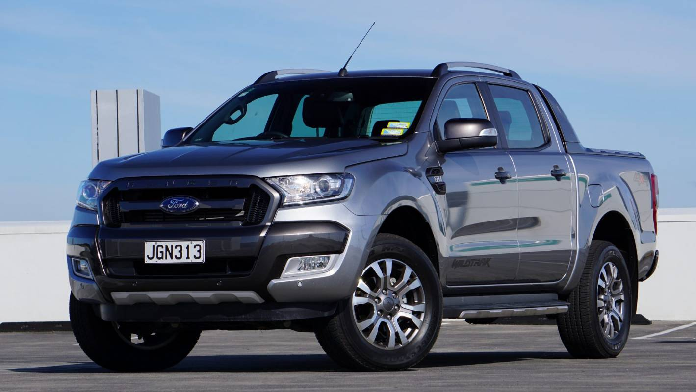 Ford Ranger ute tops record New Zealand car-sales year ...