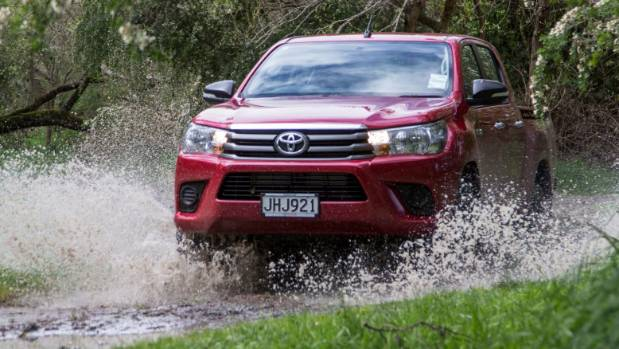 Hilux is an iconic model for Toyota New Zealand.