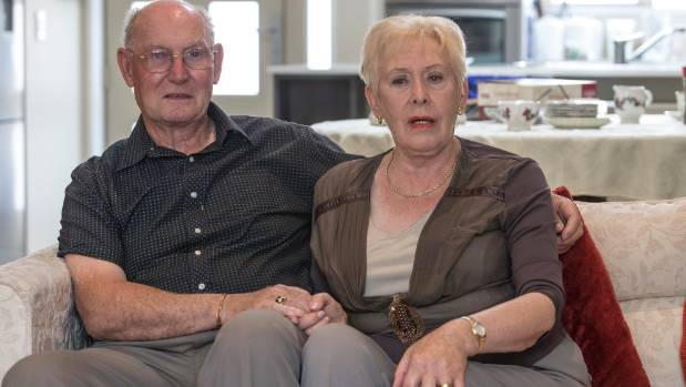 More and more elderly people, including Ted and Jean Hodges, are being refused elective surgery in Canterbury.