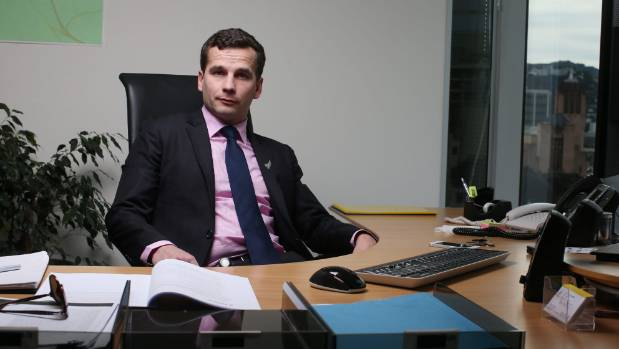 ACT leader David Seymour is talking up his green credentials, and trashing the Greens.