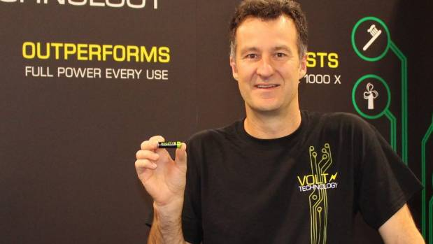 Volt Technology managing director Andrew Wigney.