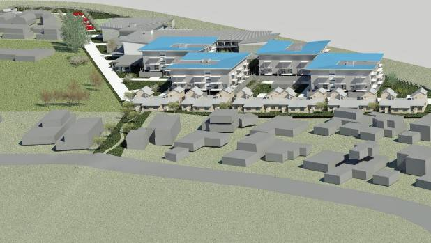 Summerset's plans for a retirement village in Lower Hutt are on the advance.