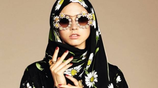 Dolce and Gabanna's range of hijabs and abayas is a step towards catering to the multibillion dollar market