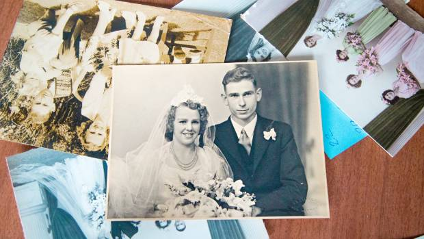 Phyllis and Neville Putt were married 69 years ago.
