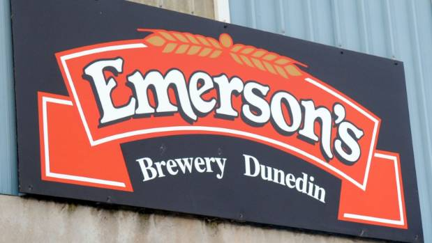 Emerson's Brewery was sold to Lion in 2013, a move that shocked some beer lovers.