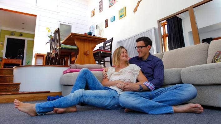 Marrying a kiwi man