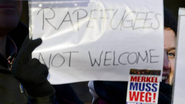'Safe zone' for women set up at Berlin New Year's Eve event