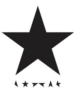 David Bowie's Blackstar is out now.