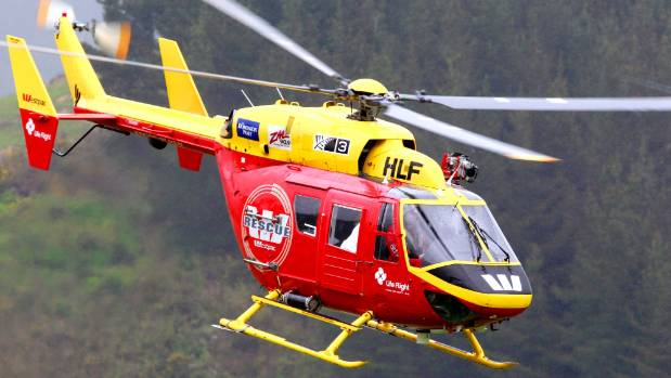 A man is in hospital with serious injures after a motorcycle crash on the Waimakariri River bed in North Canterbury.