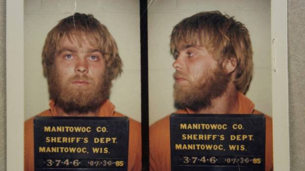 Steven Avery of Making of a Murderer.