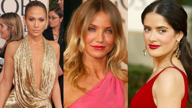If you're looking to ruin lives by looking too hot, look to Jennifer Lopez, Cameron Diaz, and Salma Hayek.