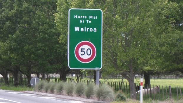 More bilingual signs look likely to be popping up in Wairoa after the district council adopted a Te Reo Maori policy.