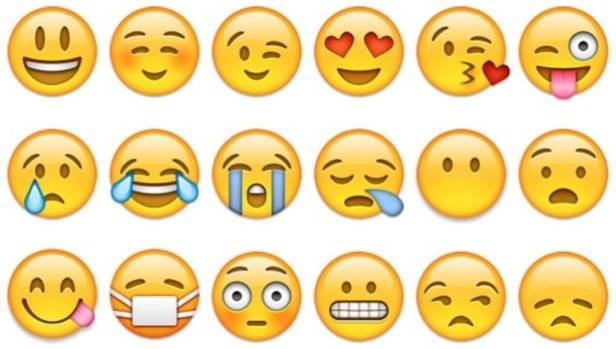 Welcome to the fourth annual World Emoji Day  - yes it is a thing.