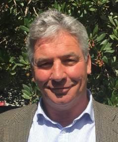 Blenheim estate agent Tim Crawford.