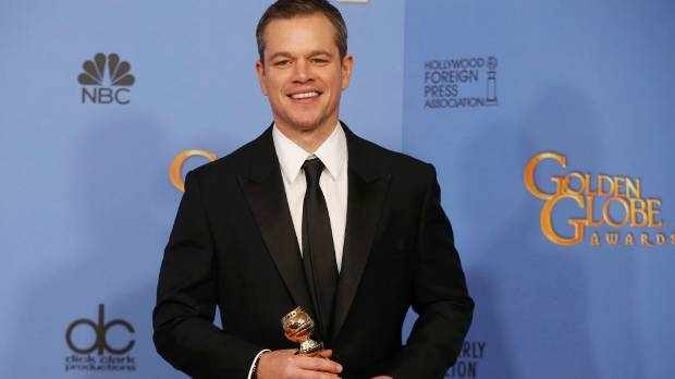 Matt Damon says diversity injustices in the United States go way beyond Hollywood.
