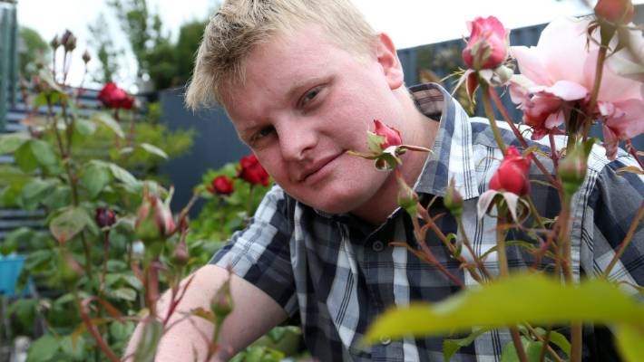 Jack wanted to die' - treatment for teen's severe eczema