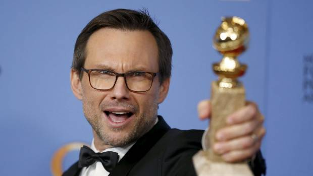 Christian Slater reportedly boarded a plane with an unlicensed handgun in his suitcase.