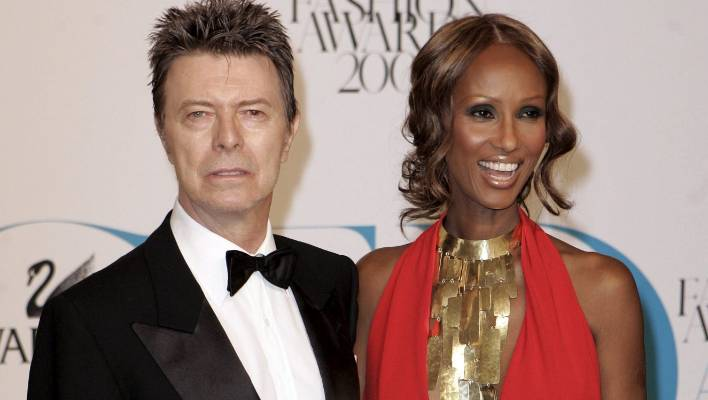 David Bowie S Wife Iman Holding Up After Star S Death Close Friend Says Stuff Co Nz