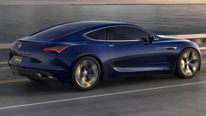 Is Buick S Sleek Sports Car Concept The New Holden