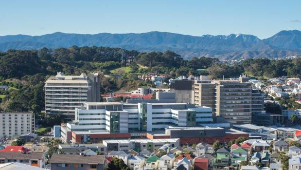 Wellington Regional Hospital faces running out of water in five days if a big earthquake disrupts its supply.