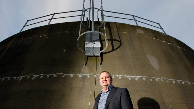 Wellington Region Emergency Management regional manager  Bruce Pepperell said people should store enough water to last ...