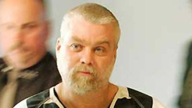 Convicted murderer Steven Avery.