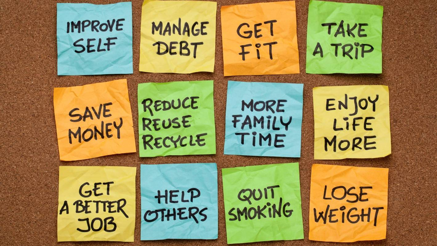 Budget Buster: Why we fail our New Year resolutions ...