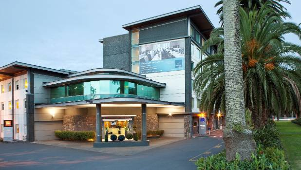 Five year high hotel occupancy rates expected to attract for Upmarket hotel