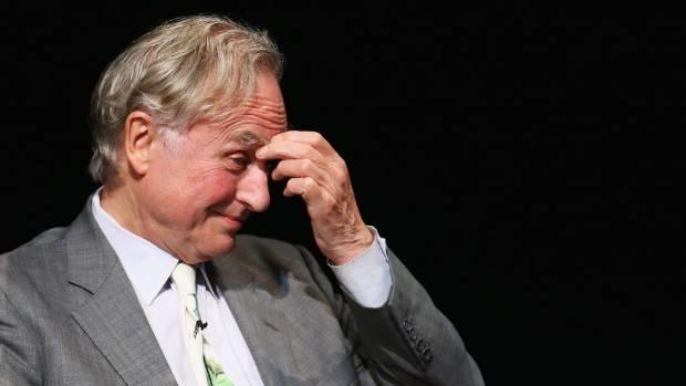 Richard Dawkins suffered a minor stroke on Saturday night