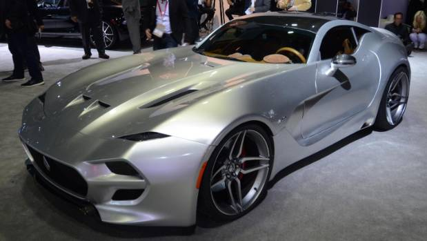Vlf Automotive Force 1 >> Fisker will challenge Tesla with its own high-end electric car | Stuff.co.nz