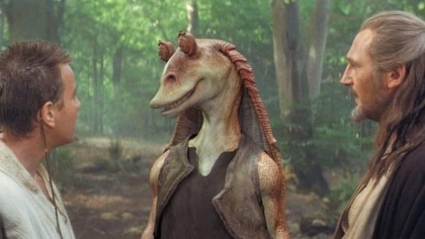 Jar Jar Binks Actor Ahmed Best Says Star Wars Fan Backlash Was