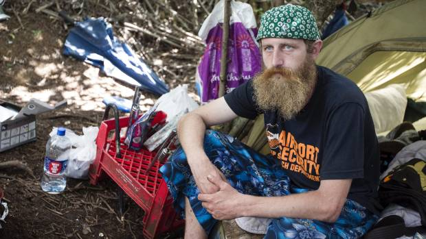 Help Arrives For Homeless West Auckland Teens Living In