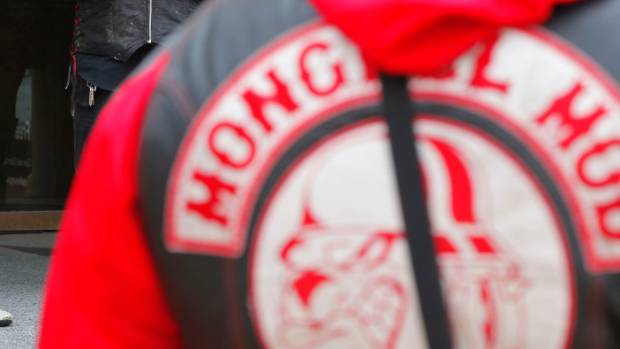 Joseph Pritchard is a long-standing member of the Mongrel Mob.
