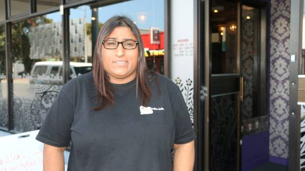 Menisha Walia runs Indian Zaika resturant in Hawera which has been charged for not maintain employment records.