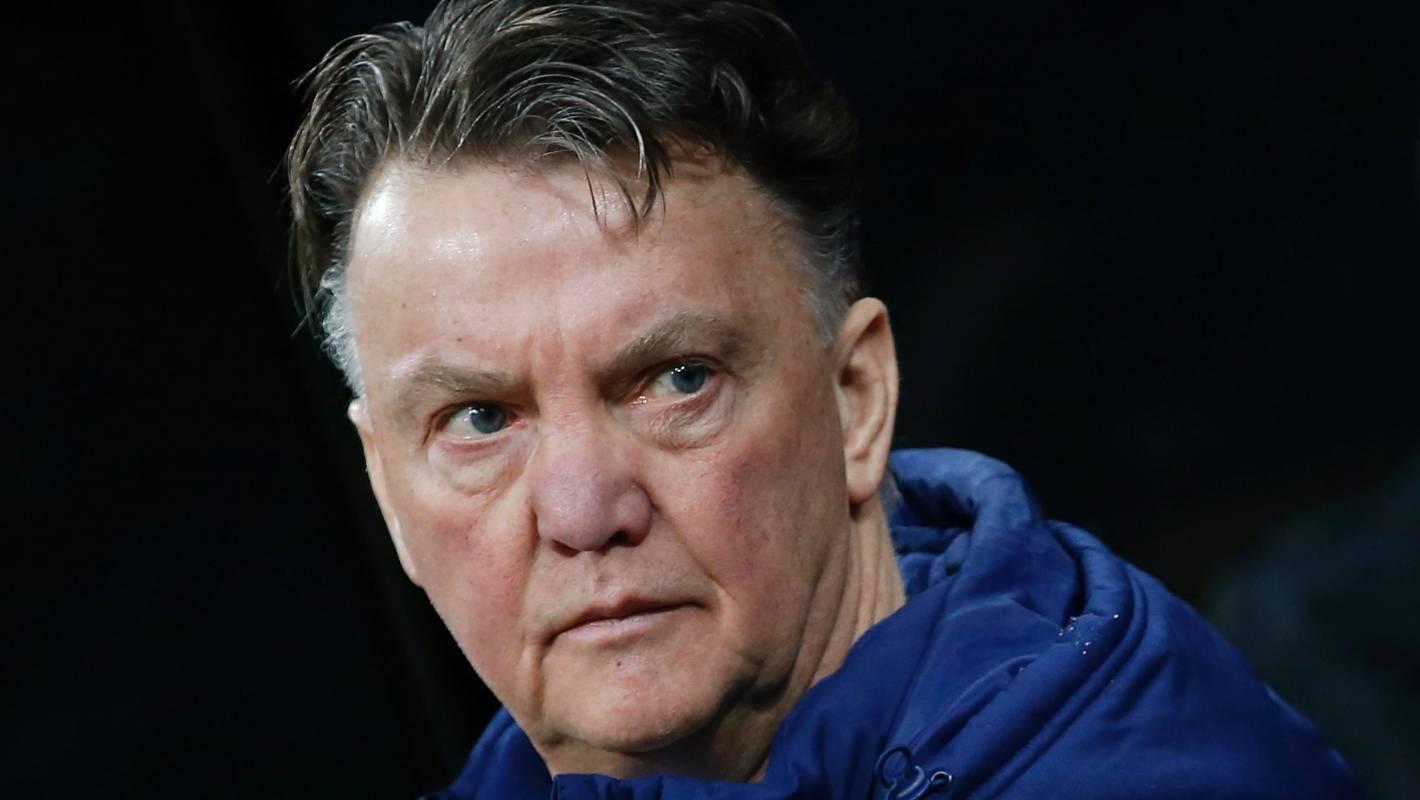 Louis Van Gaal Feels The Heat As Manchester United Downed