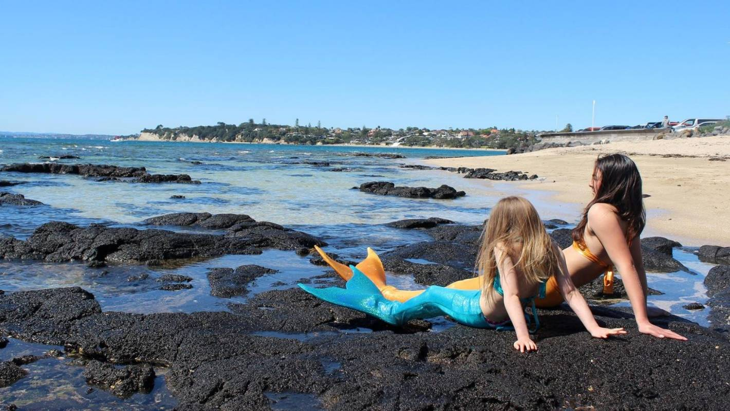 39 Mermaid Tails 39 Banned From Auckland Pools
