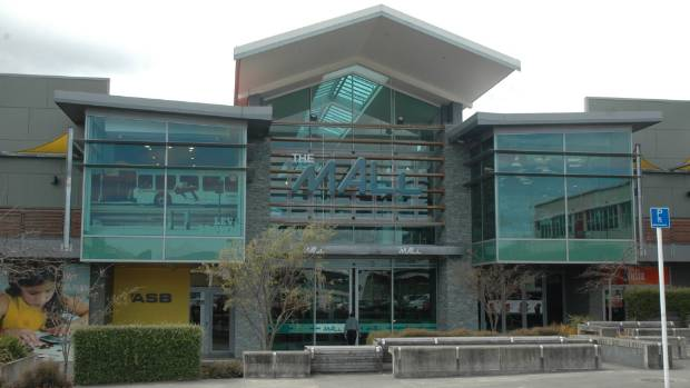 Stores inside The Mall are just some of the Upper Hutt businesses to receive funding from the council.